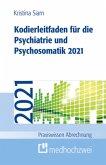 Kodierleitfaden für die Psychiatrie und Psychosomatik 2021