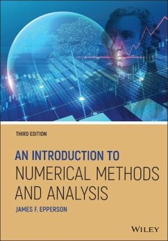 An Introduction to Numerical Methods and Analysis - Epperson, James F.