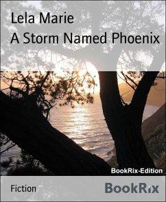 A Storm Named Phoenix (eBook, ePUB) - Marie, Lela