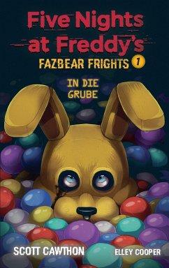 Five Nights at Freddy's (eBook, ePUB) - Cawthon, Scott; Cooper, Elley