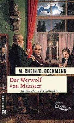 Der Werwolf von Münster (Mängelexemplar) - Rhein, Maria;Beckmann, Dieter