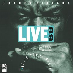 Let'S Try It Again-Live '89 (180g Lp) - Allison,Luther
