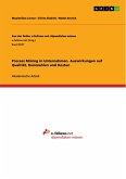 Process Mining in Unternehmen. Auswirkungen auf Qualität, Kennzahlen und Kosten (eBook, PDF)