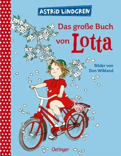 Das große Buch von Lotta - Lindgren, Astrid