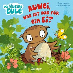 Die kleine Eule - Weber, Susanne