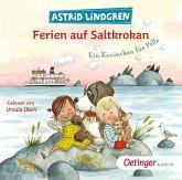 Ferien auf Saltkrokan. Ein Kaninchen für Pelle, 1 Audio-CD