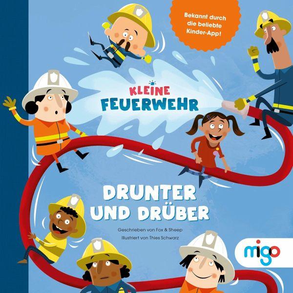 Buch-Reihe Kleine Feuerwehr