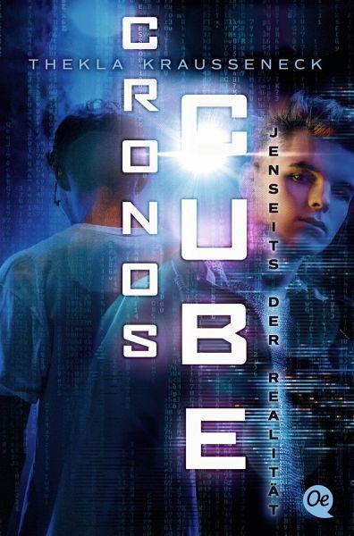 Buch-Reihe Cronos Cube