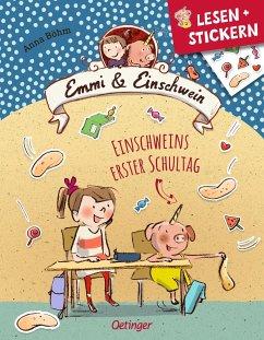Emmi und Einschwein - Böhm, Anna