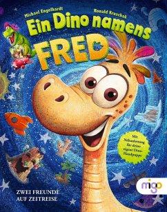 Ein Dino namens Fred - Kruschak, Ronald;Engelhardt, Michael