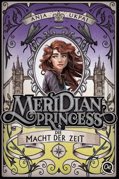 Buch-Reihe Meridian Princess