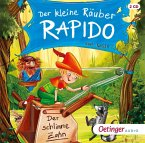 Der schlimme Zahn / Der kleine Räuber Rapido Bd.3 (2 Audio-CDs)