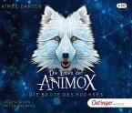 Die Beute des Fuchses / Die Erben der Animox Bd.1 (4 Audio-CDs)