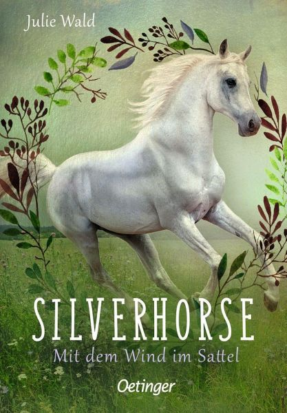 Buch-Reihe Silverhorse