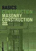 Basics Masonry Construction