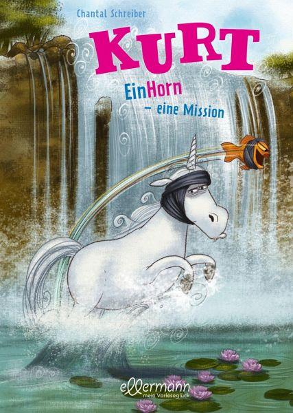 Buch-Reihe Kurt Einhorn