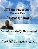 Letters From God ( Love of God ) (eBook, ePUB)