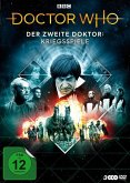 Doctor Who - Der Zweite Doktor: Kriegsspiele DVD-Box