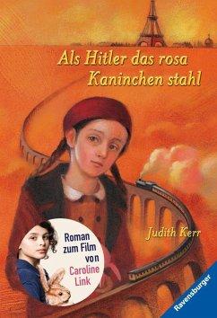 Als Hitler das rosa Kaninchen stahl / Rosa Kaninchen Bd.1 (Mängelexemplar) - Kerr, Judith