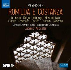Romilda E Constanza - Brunello/Fatyol/Kabongo/Acocella/Passionart Orch.