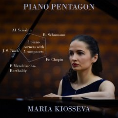 Piano Pentagon - Maria Kiosseva