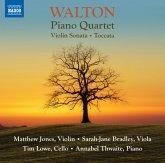Piano Quartet; Violin Sonata; Toccata