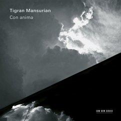 Tigran Mansurian: Con Anima - Kashkashian,K./Pogossian,M./Manouelian,V