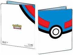 Pokémon PKM Great Ball 9-Pocket Portfolio (Sammelkartenspiel-Zubehör)