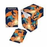 Pokémon PKM Glurak 2020 Deck Box (Sammelkartenspiel-Zubehör)