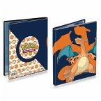 Pokémon PKM Glurak 2020 4-Pocket Portfolio (Sammelkartenspiel-Zubehör)