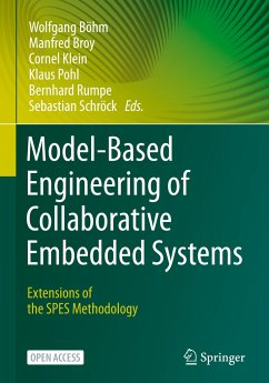 Model-Based Engineering of Collaborative Embedded Systems