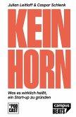 Keinhorn (eBook, ePUB)