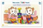 Mein erstes Bobo Siebenschläfer Puzzle (Kinderpuzzle)
