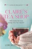 Claire's Tea Shop (Love on Belmont) (eBook, ePUB)