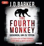 Geboren, um zu töten / The Fourth Monkey Bd.1 / (2 MP3-CDs) (Mängelexemplar)