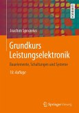 Grundkurs Leistungselektronik (eBook, PDF)