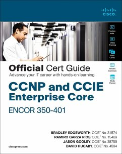 CCNP and CCIE Enterprise Core ENCOR 350-401 Official Cert Guidee