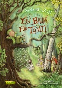 Ein Baum für Tomti (Mängelexemplar) - Blazon, Nina