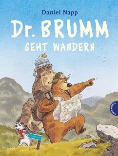 Dr. Brumm geht wandern (Mängelexemplar) - Napp, Daniel