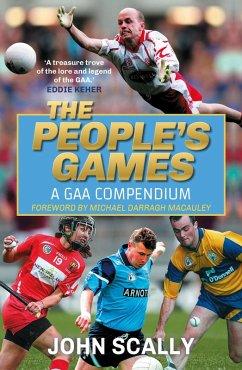 The People's Games (eBook, ePUB) - Scally, John