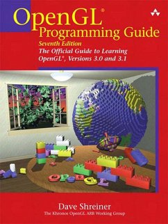 OpenGL Programming Guide (eBook, ePUB) - Shreiner, Dave; The Khronos OpenGL ARB Working