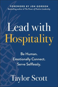 Lead with Hospitality