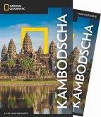 National Geographic Traveler Kambodscha mit Maxi-Faltkarte (Mängelexemplar)