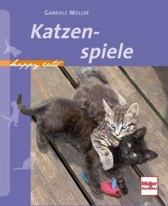 Katzenspiele (Mängelexemplar) - Müller, Gabriele