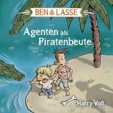 Ben und Lasse - Agenten als Piratenbeute (MP3-Download)