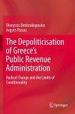 The Depoliticisation of Greece's Public Revenue Administration