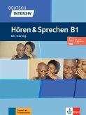 Deutsch intensiv Hören & Sprechen B1. Buch + online