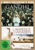 Gandhi / Lawrence von Arabien - 2 Disc DVD