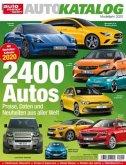 Auto-Katalog 2020 (Mängelexemplar)
