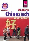 Chinesisch (Mandarin) - Wort für Wort (eBook, ePUB)